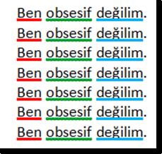 obsesifdegilim